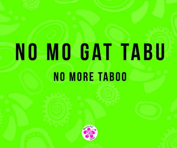 No More Taboo